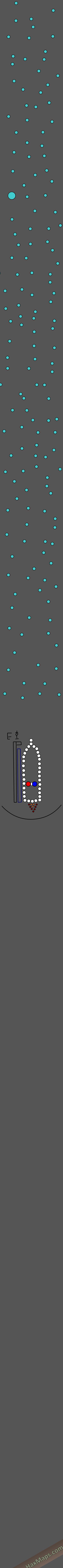 hax ball maps   space