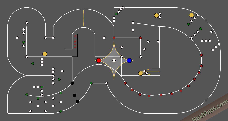 hax ball maps   Ziomniok Georgia Race v3