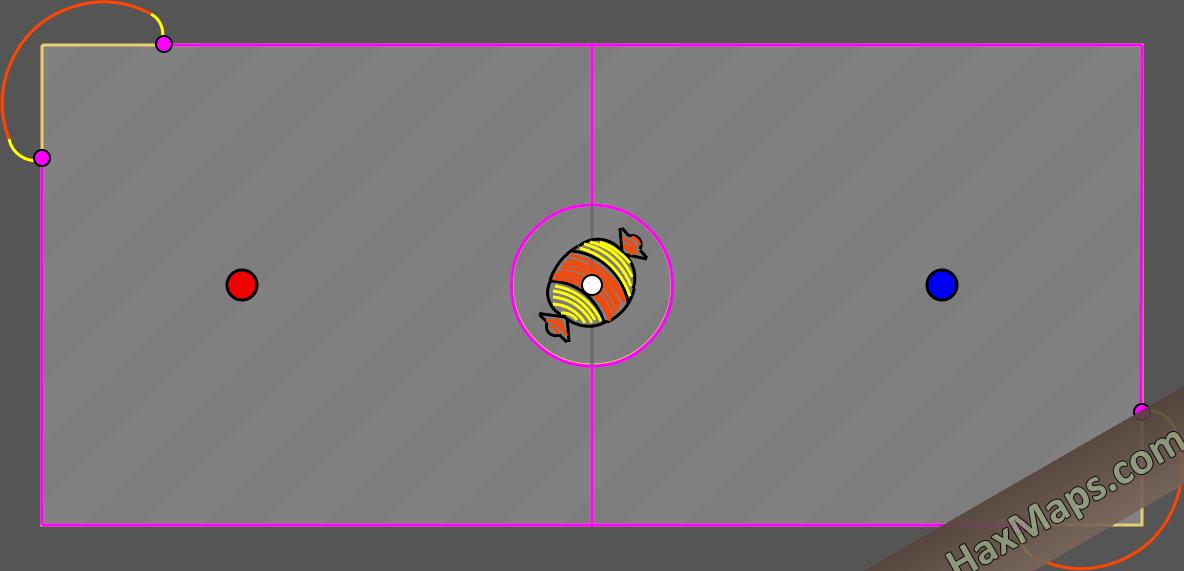 hax ball maps   Space Bounce Diagonal