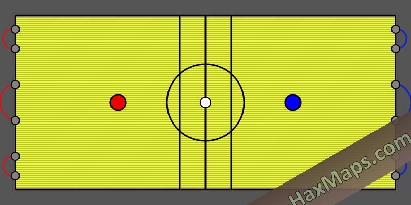 hax ball maps   Sniper Yellow