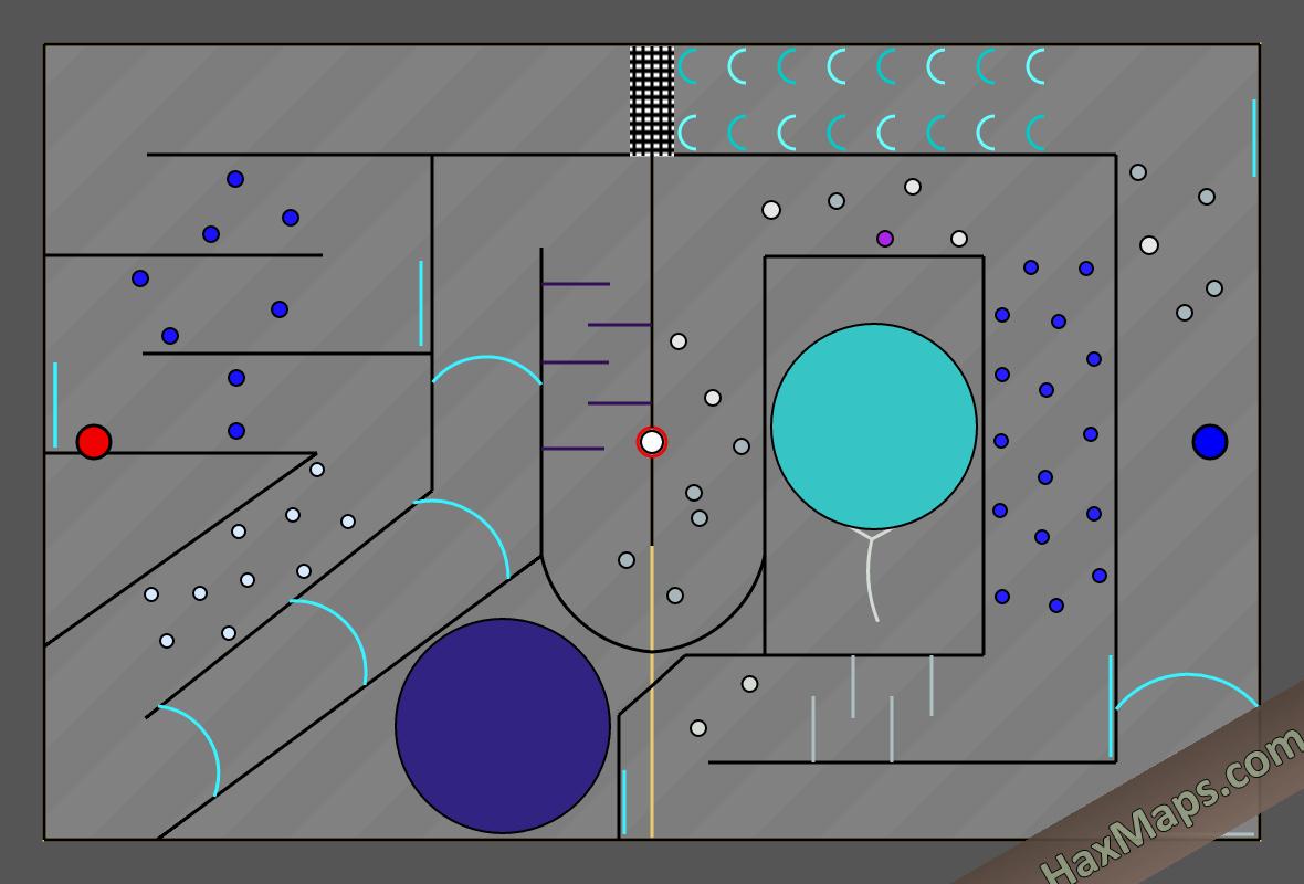 hax ball maps | Mega Grass Classic