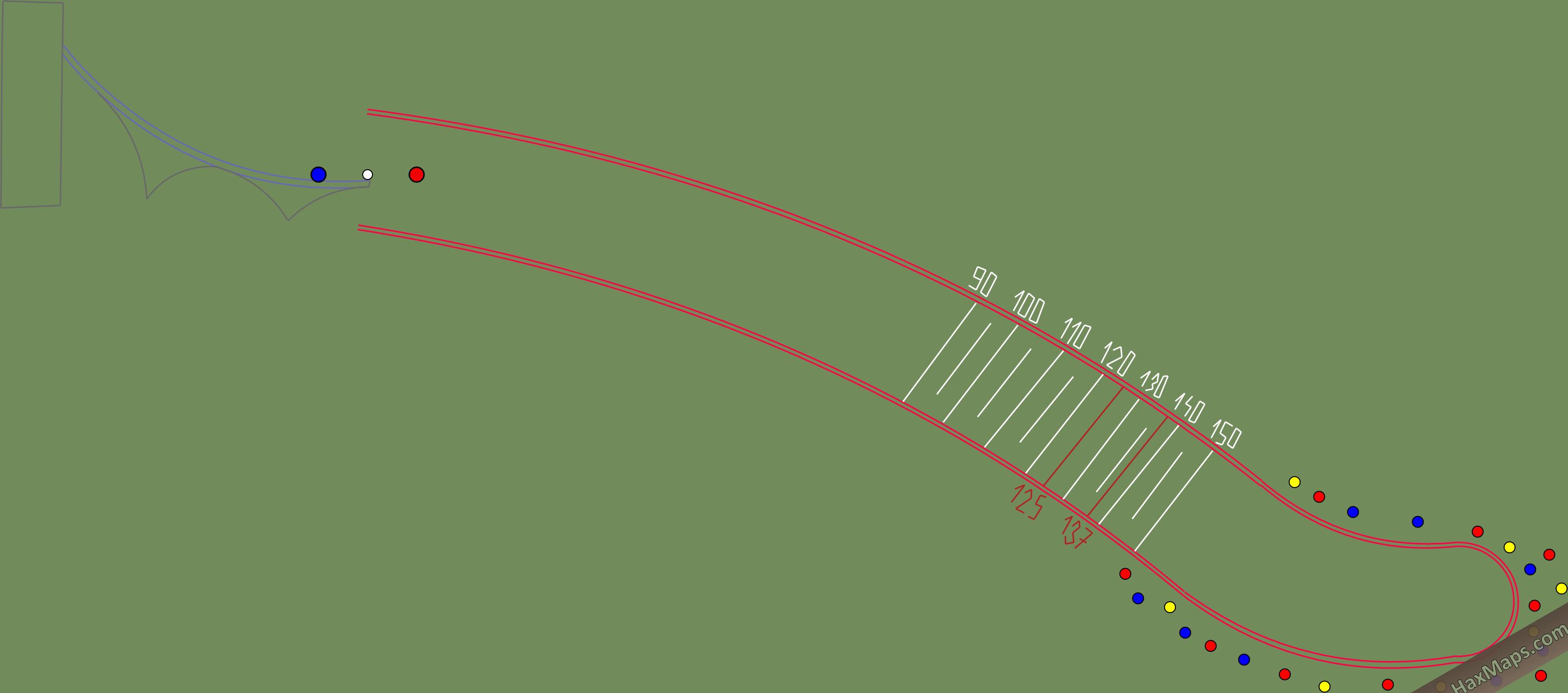 haxball maps | Engelberg HS 137 by Wyspy
