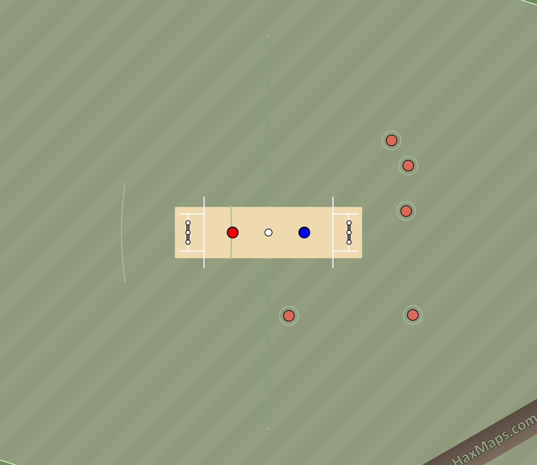 hax ball maps | Cricket V5