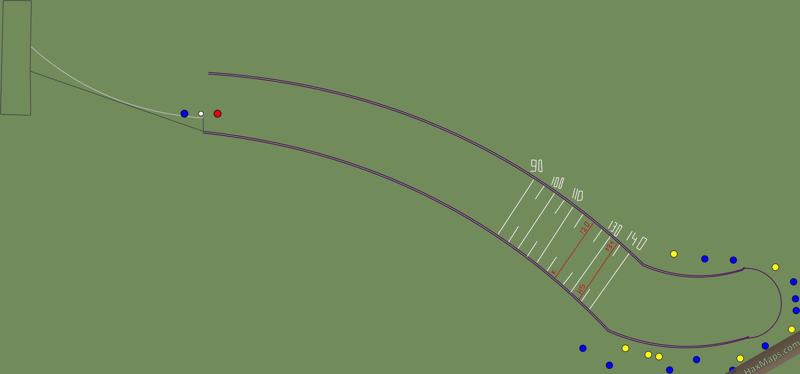 hax ball maps   Falun HS 134 by Wyspy S