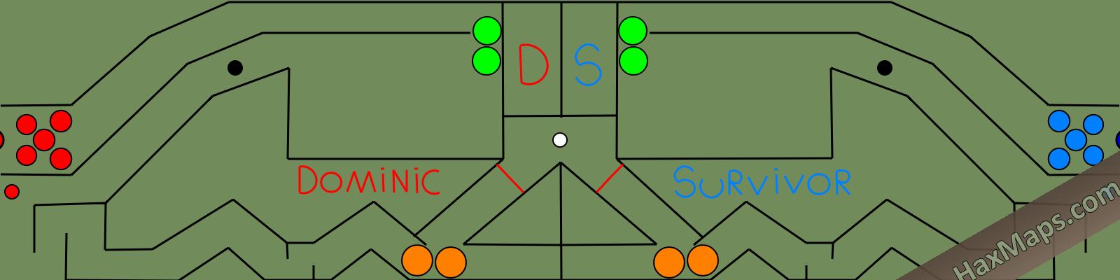 hax ball maps | DOMINIC SURVIVOR 13