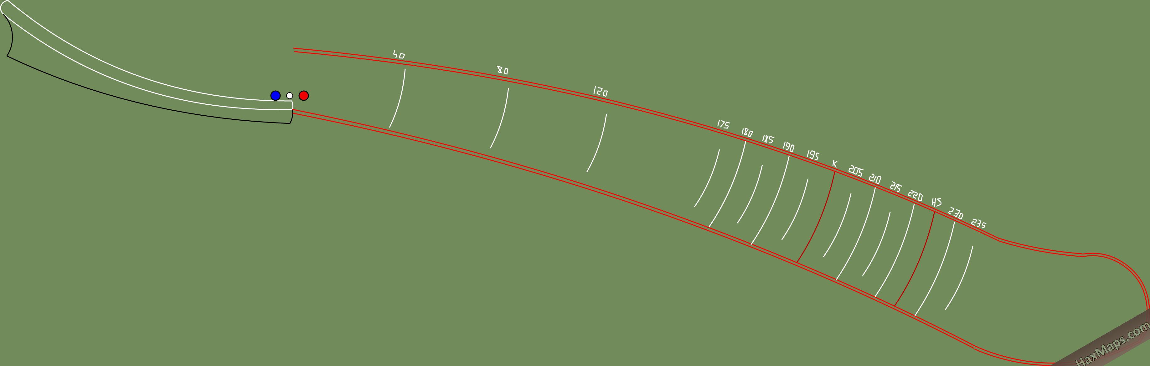 haxball maps | Vikersund HS225 K200