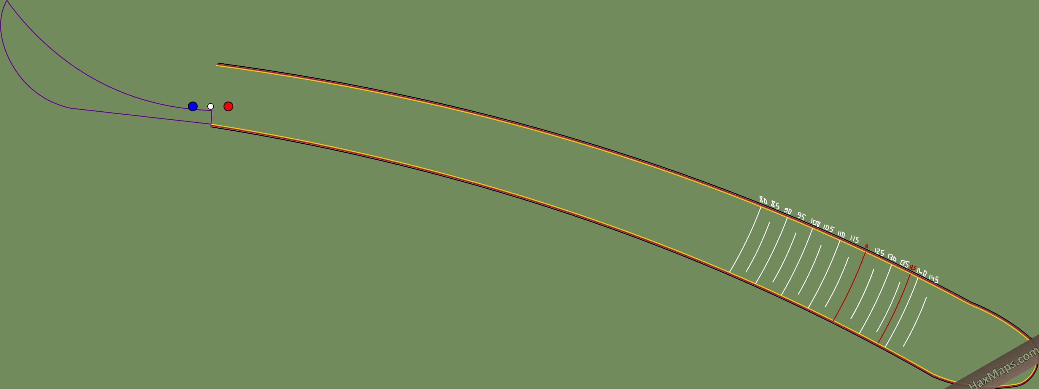 hax ball maps | Oberstdorf K120 HS137