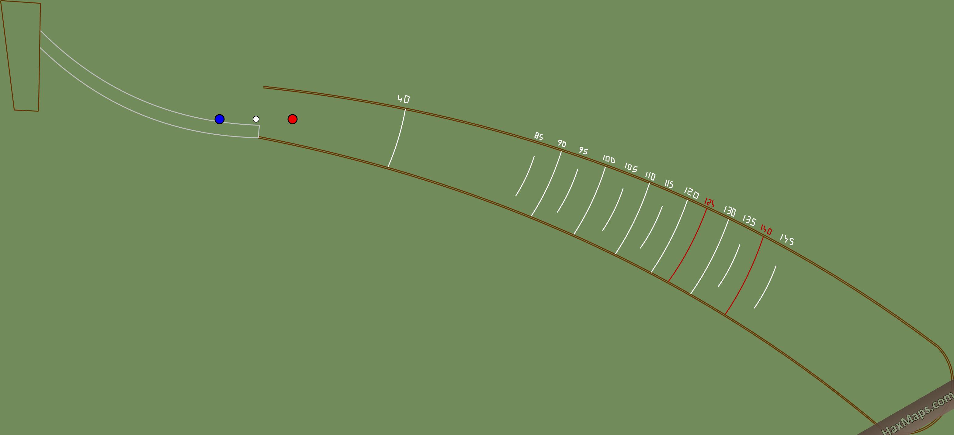 hax ball maps | Trondheim K124 HS140