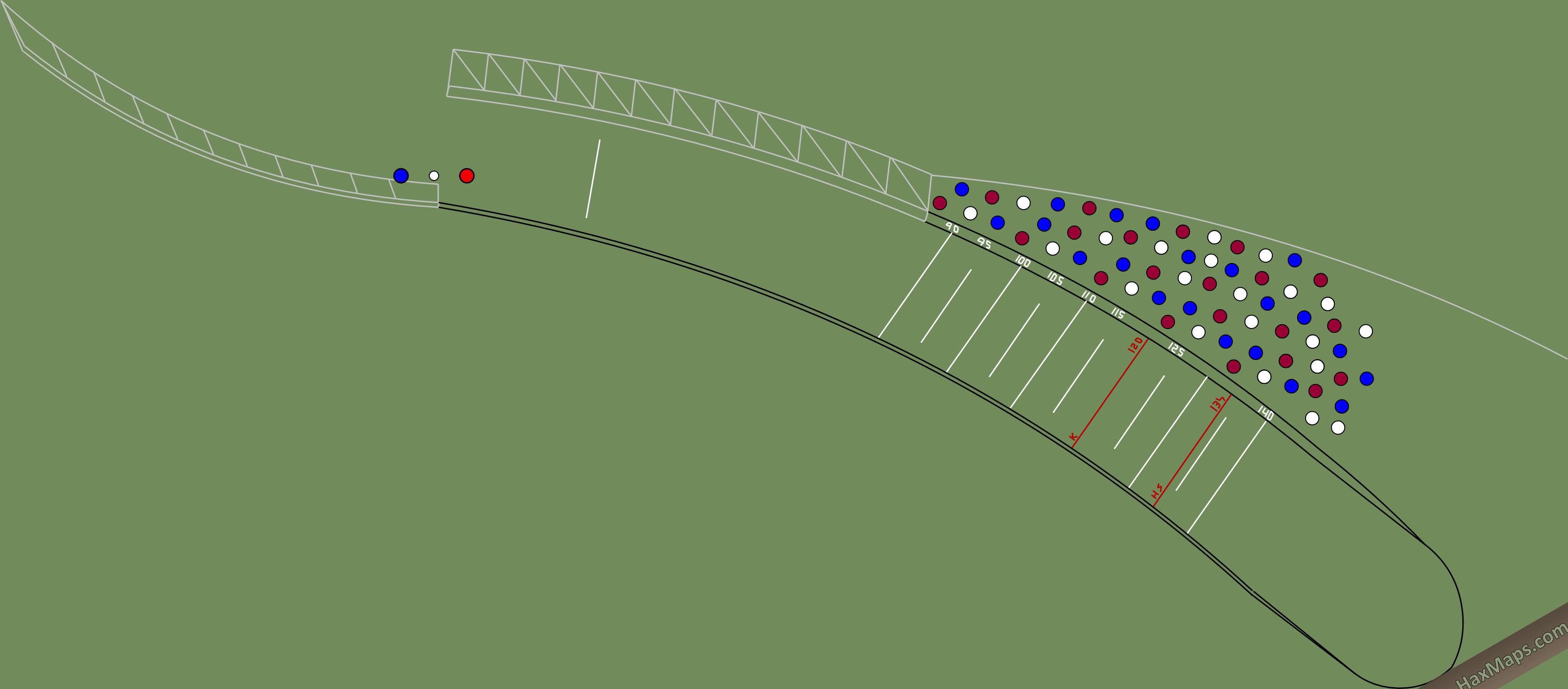 hax ball maps   Oslo HS134 [W]