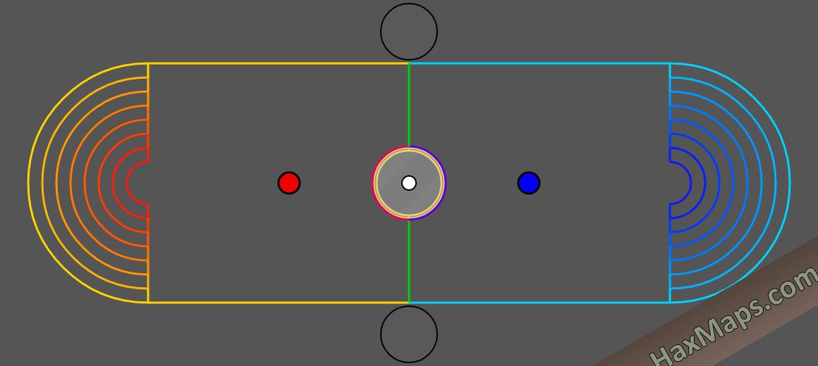 hax ball maps   Rainbow Classic