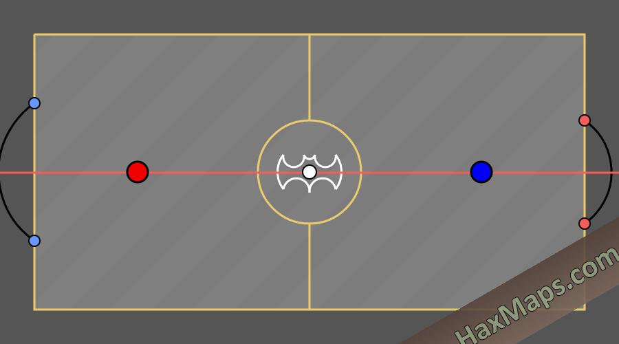 hax ball maps | 2v1