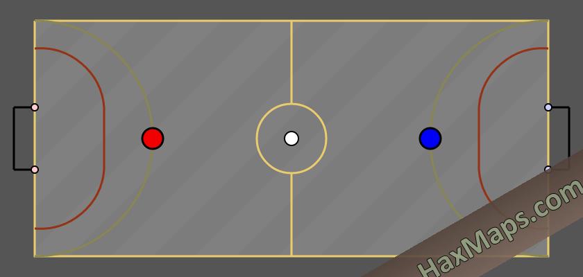 hax ball maps | Handball [Andebol 1v1]