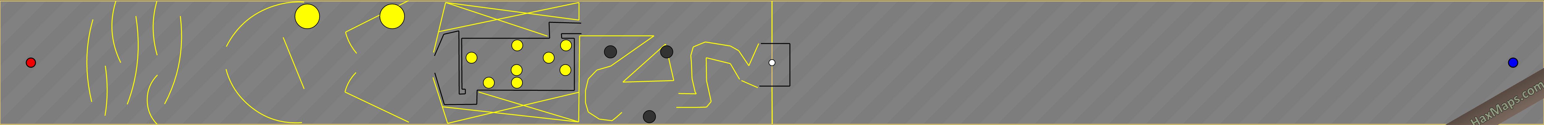 hax ball maps   Yellow1 by XavierM