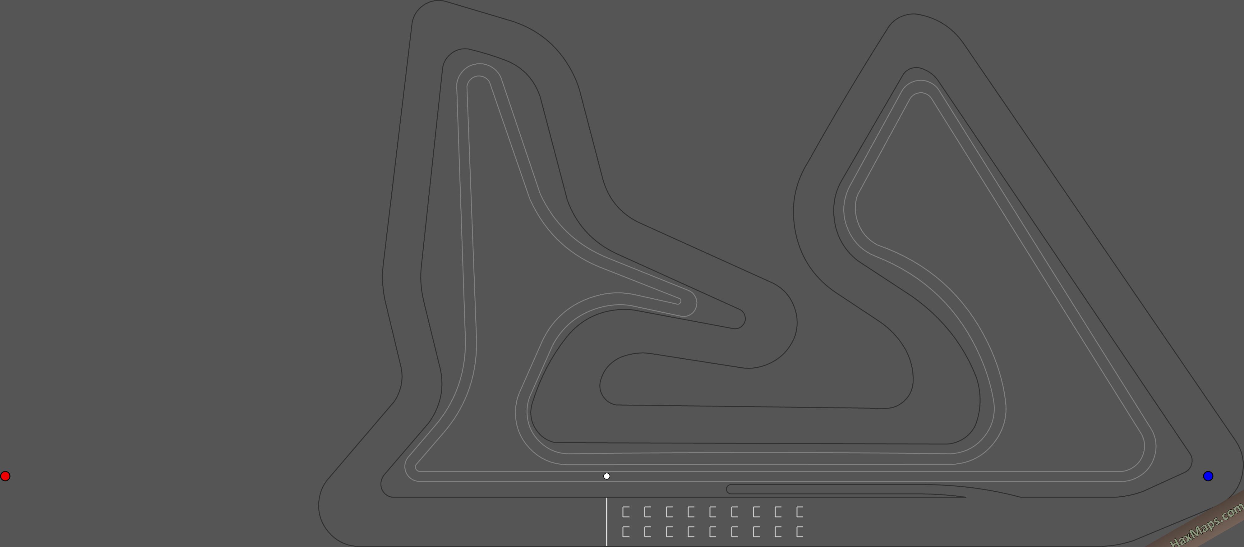 hax ball maps | Bahrain F1 Circuit by pelek38
