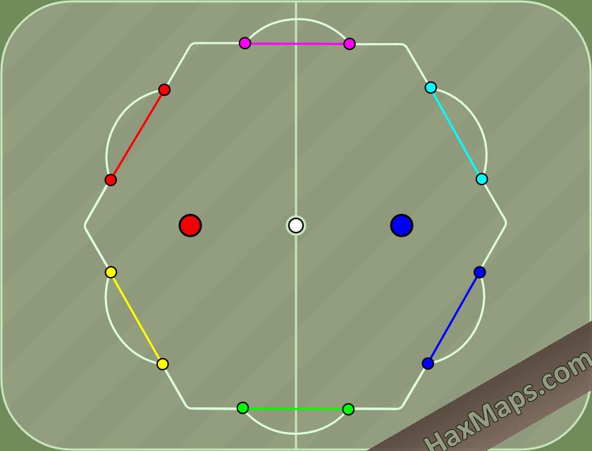 hax ball maps | 6-Man/6Man (by Osprey)