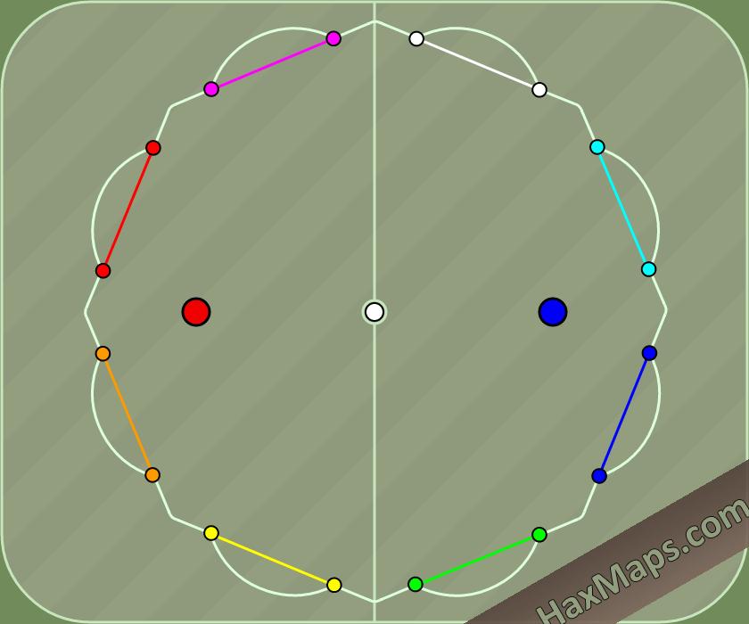 hax ball maps | 8-Man/8Man (by Osprey)