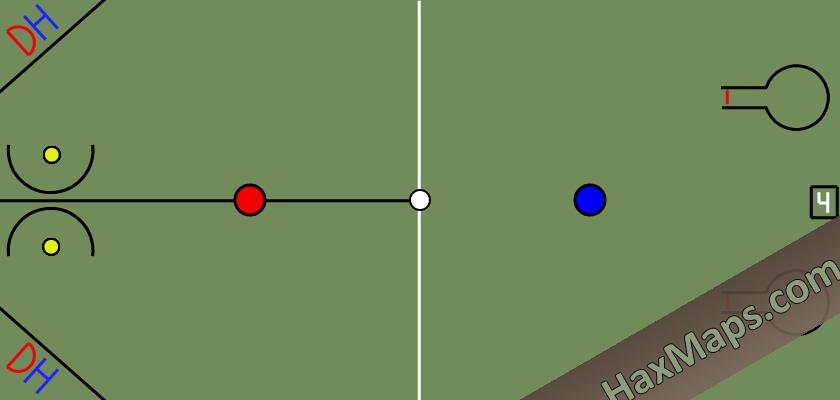 haxball maps | DH Survivor 4 Top Eleme O