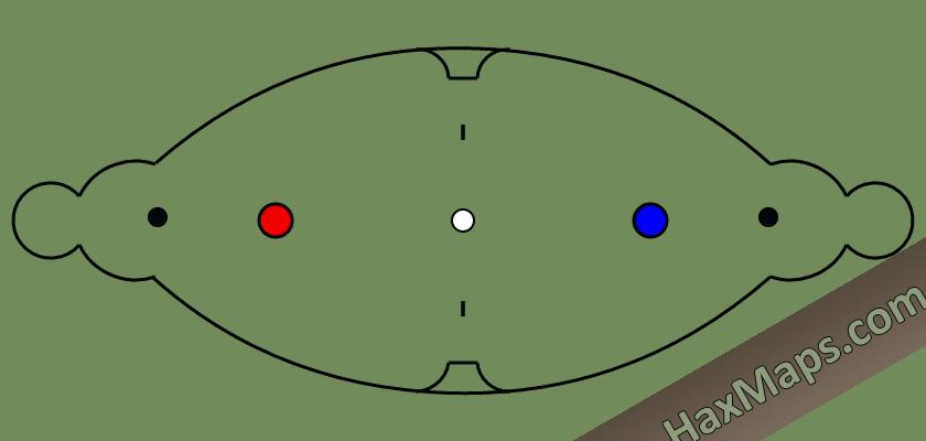 hax ball maps | INVISIBLE 1vs1