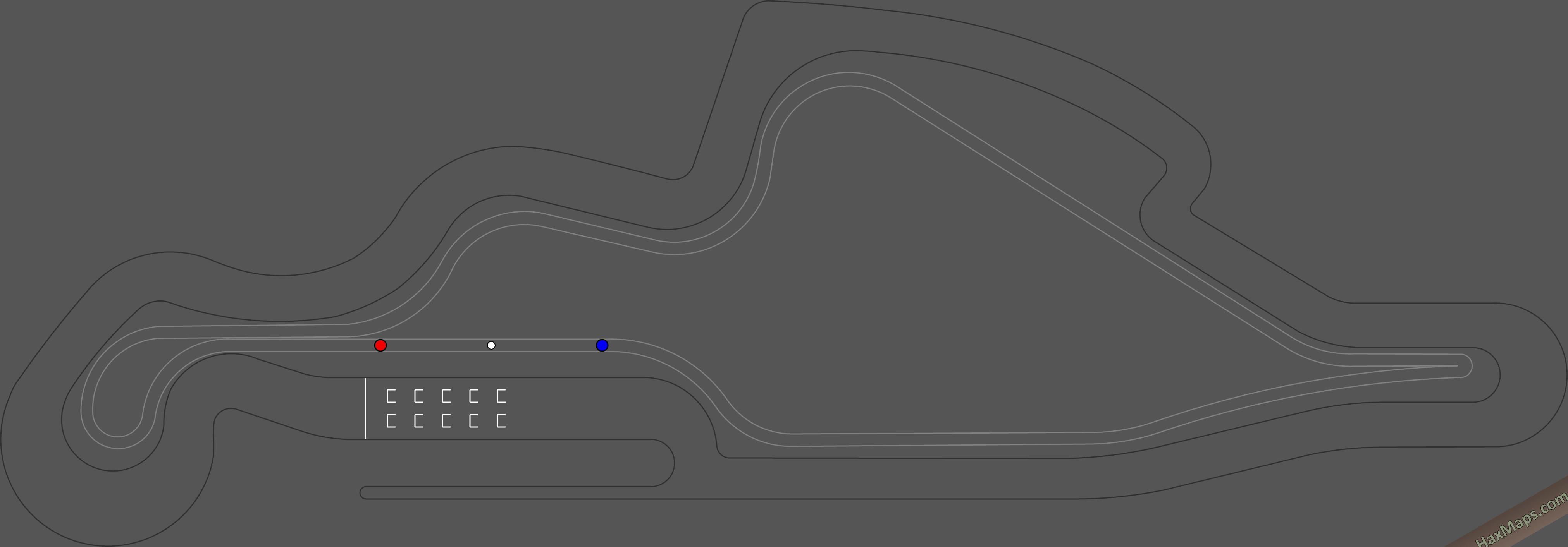 hax ball maps   Canada F1 Circuit Gilles Villeneuve by POPkORN