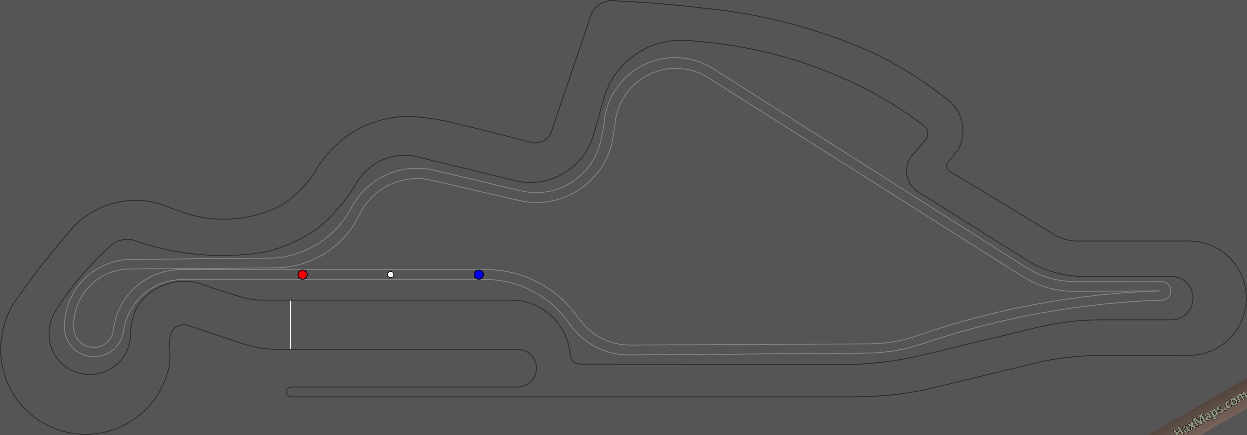 hax ball maps   Q Canada F1 Circuit Gilles Villeneuve