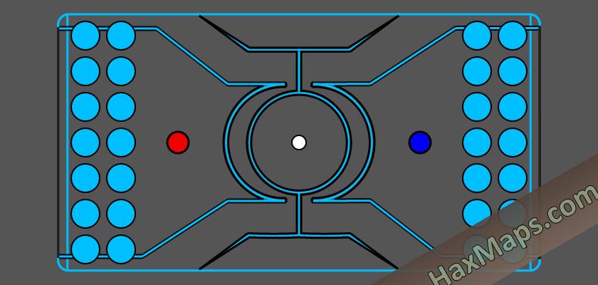 hax ball maps   TRON HaxWar