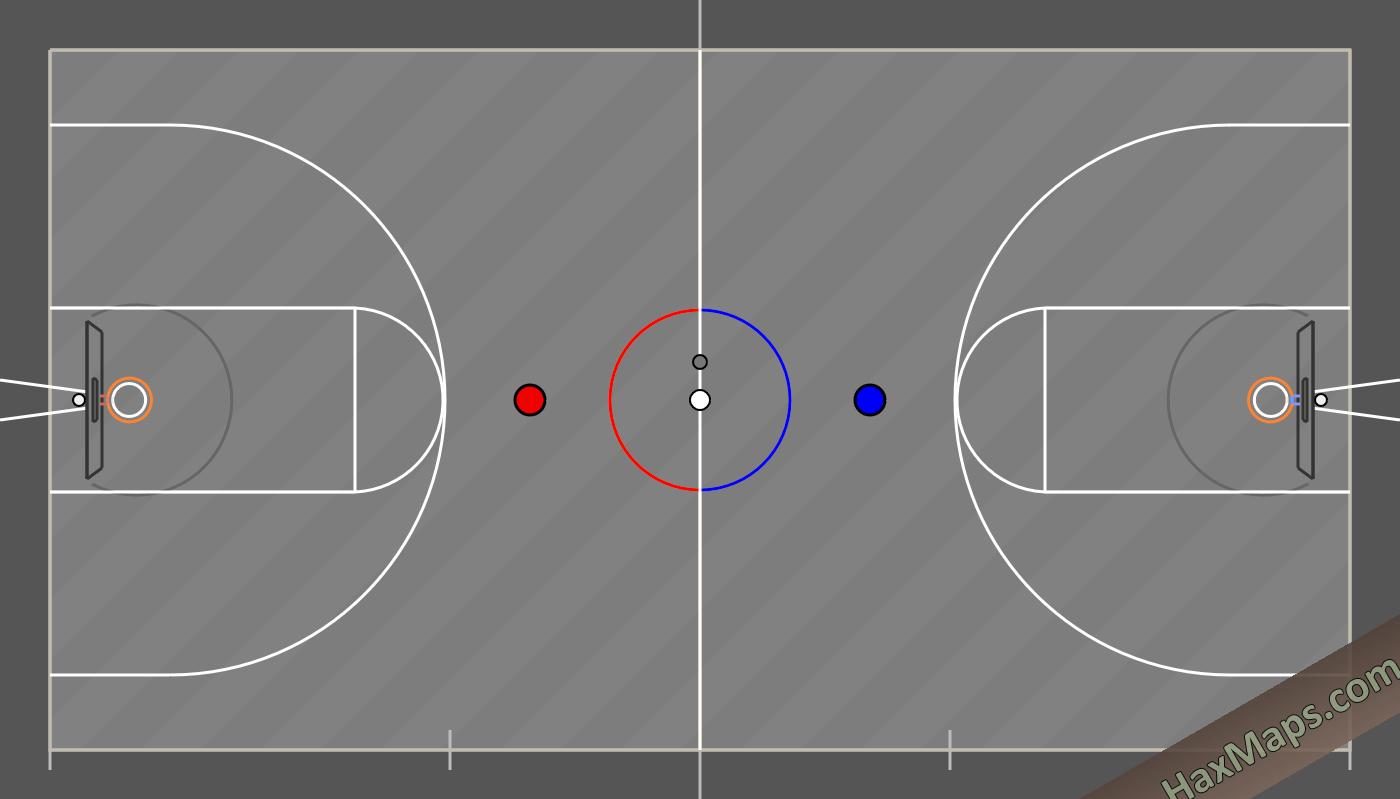 hax ball maps   run test 1v1