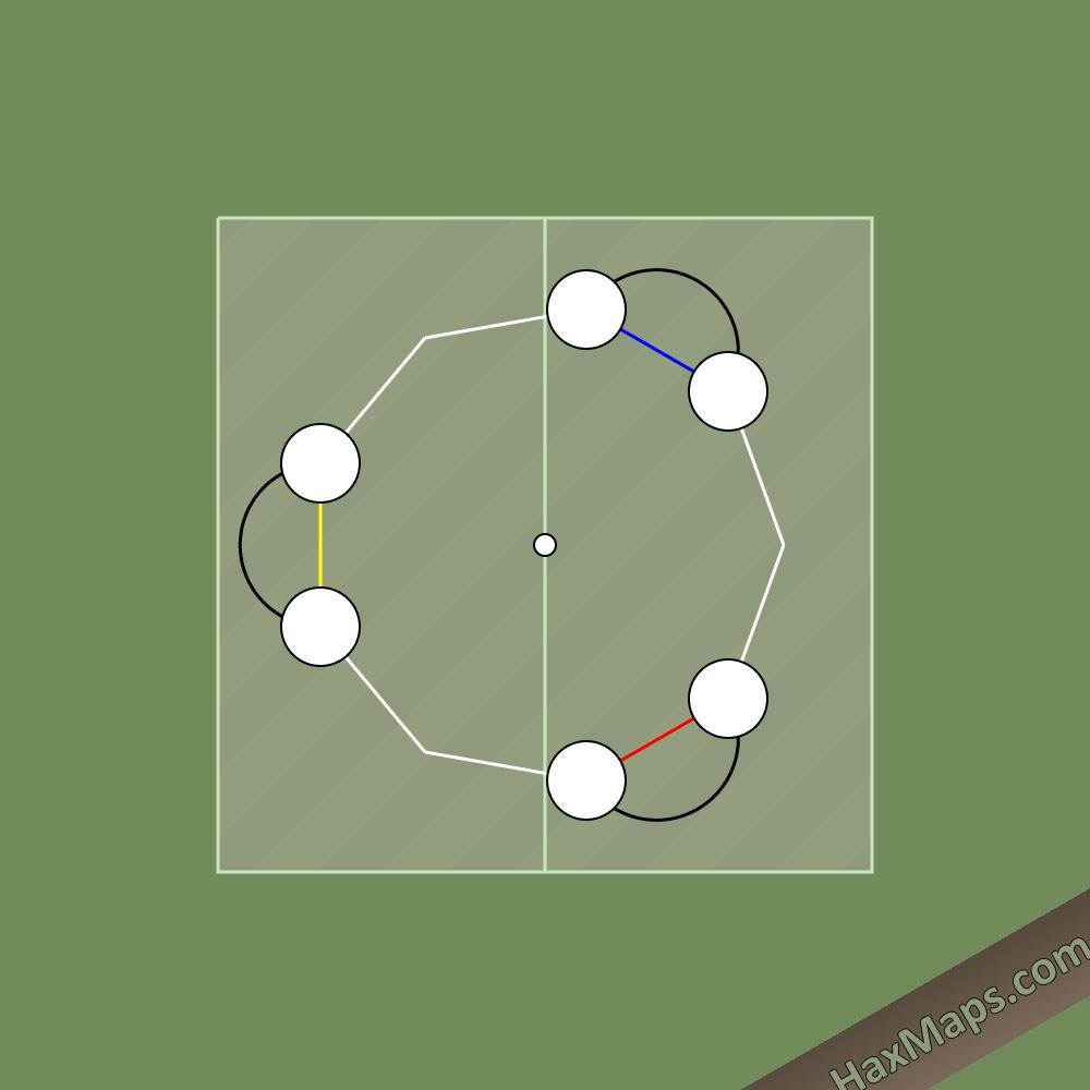 hax ball maps   3 Man Power