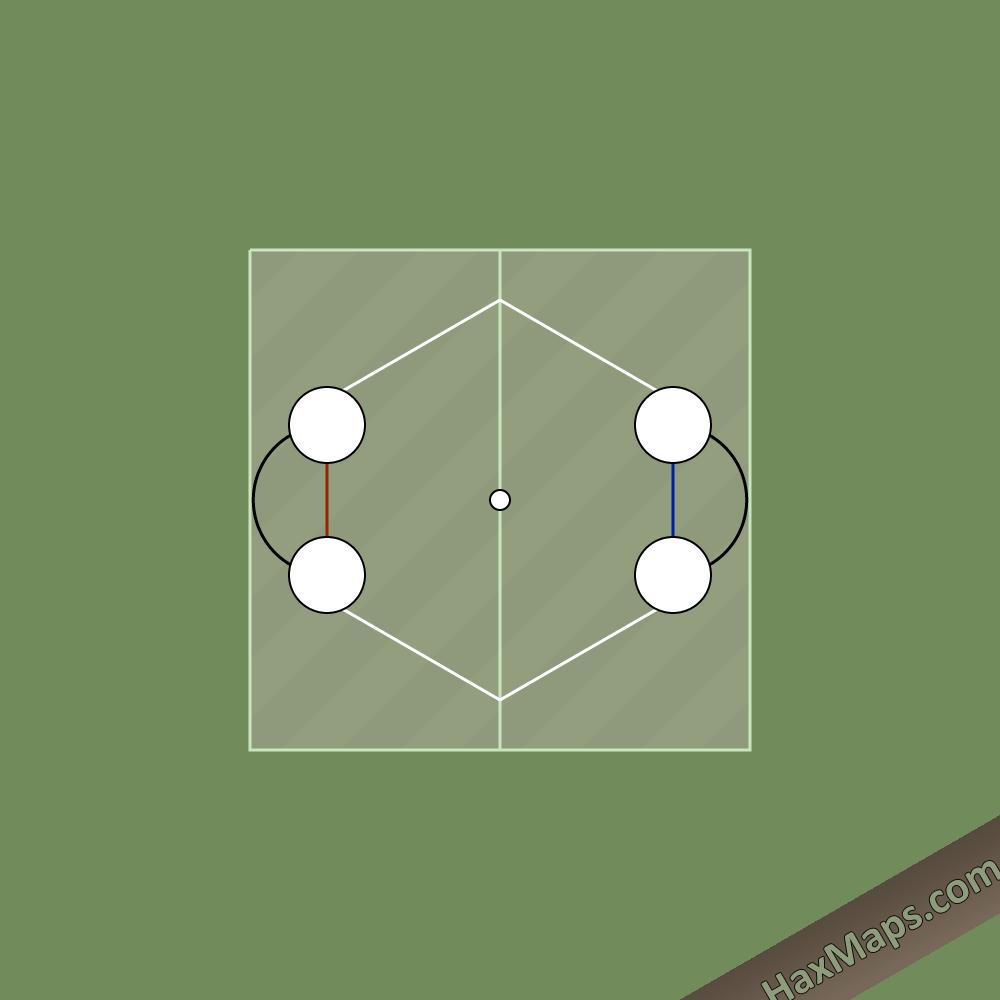 hax ball maps | 2 Man Power