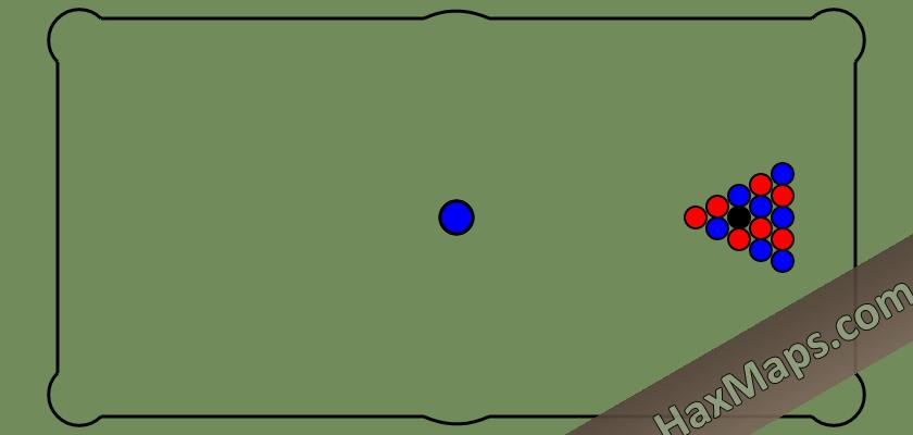 hax ball maps | Pocket Bilard modfix tito