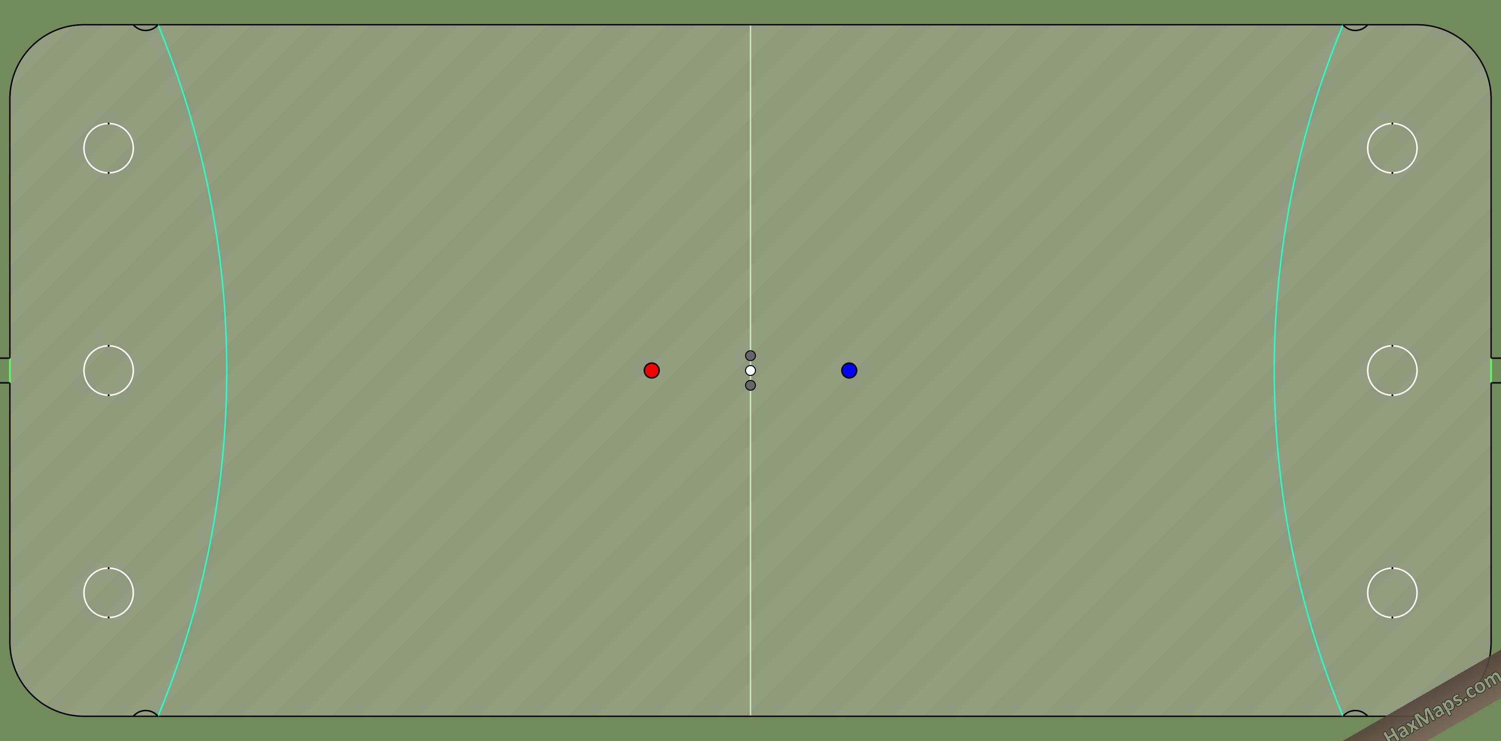 hax ball maps | Quidditch Fast