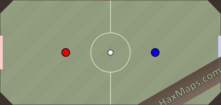 hax ball maps | Punaball 1v1 FIX2