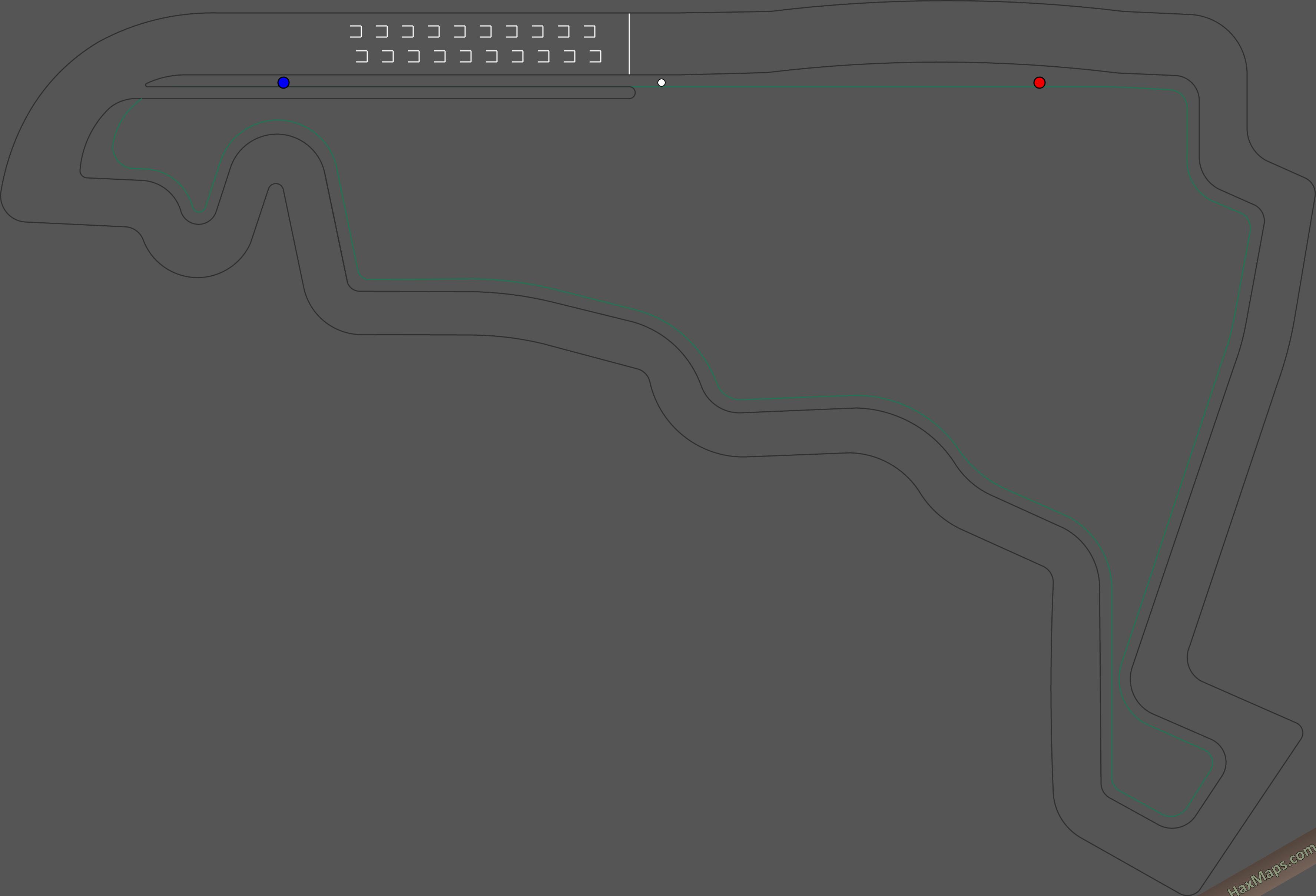 hax ball maps | Mexico City - Autodromo Hermanos Rodriguez by POPkORN