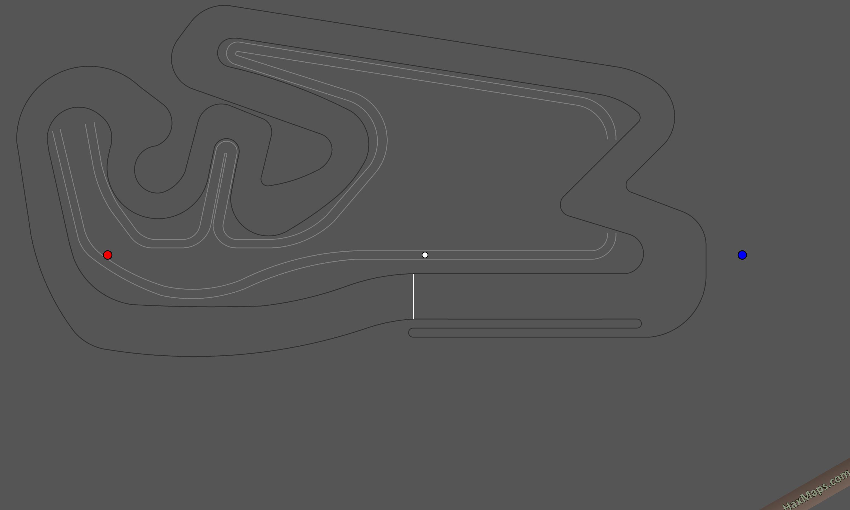 hax ball maps | Q Interlagos Autodromo edited by POPkORN