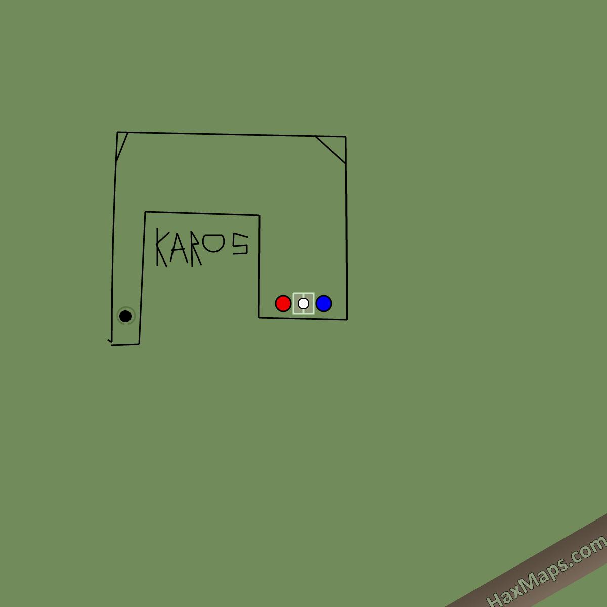 hax ball maps | mini golf  6 by karos