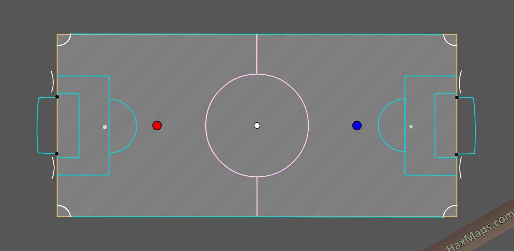 hax ball maps | Duvarli Mini Real Soccer
