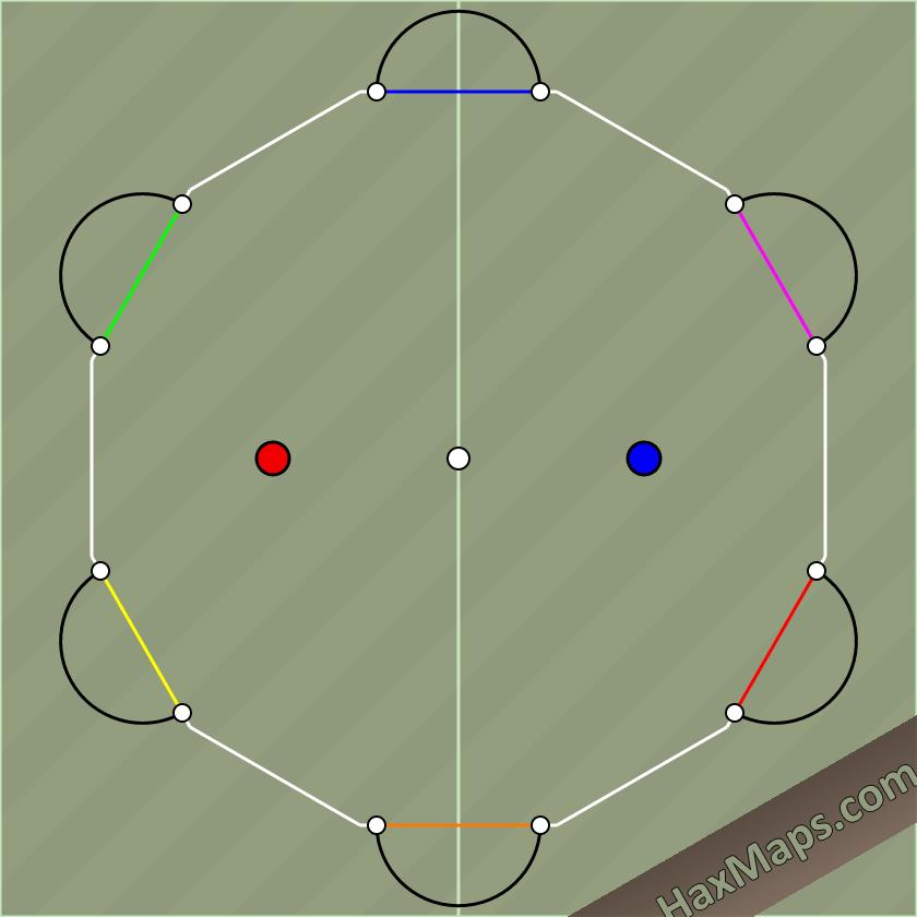 hax ball maps | 6 Man Strongball