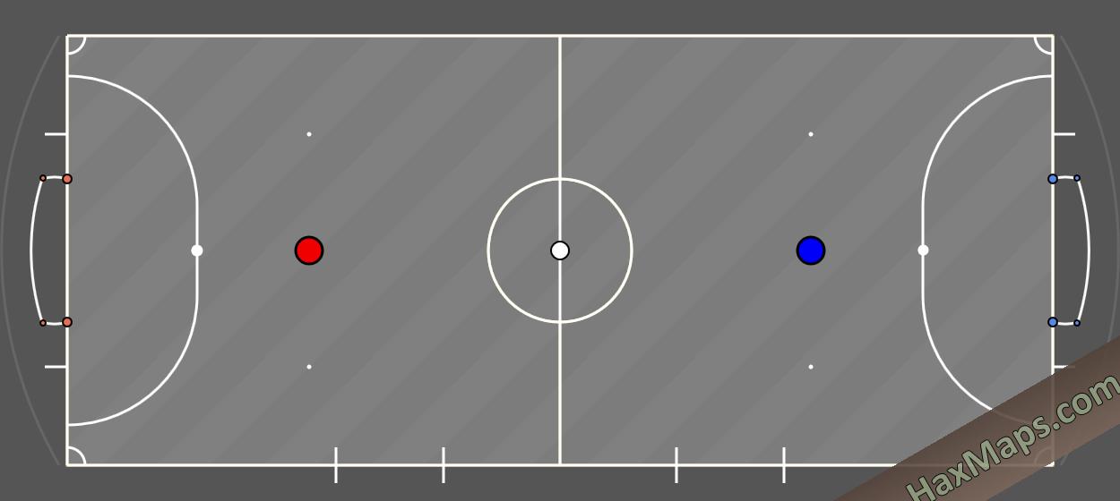 hax ball maps | Futsal v2