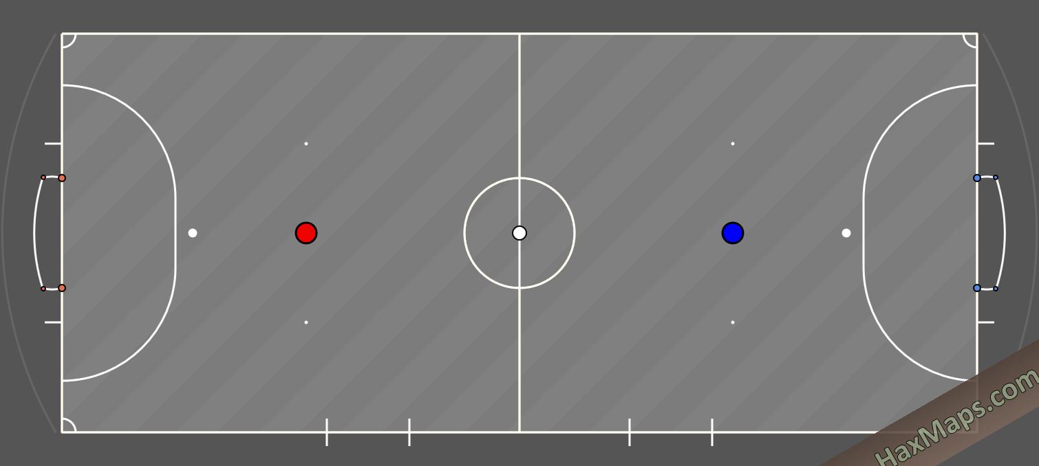 hax ball maps | Futsal 3v3 v2