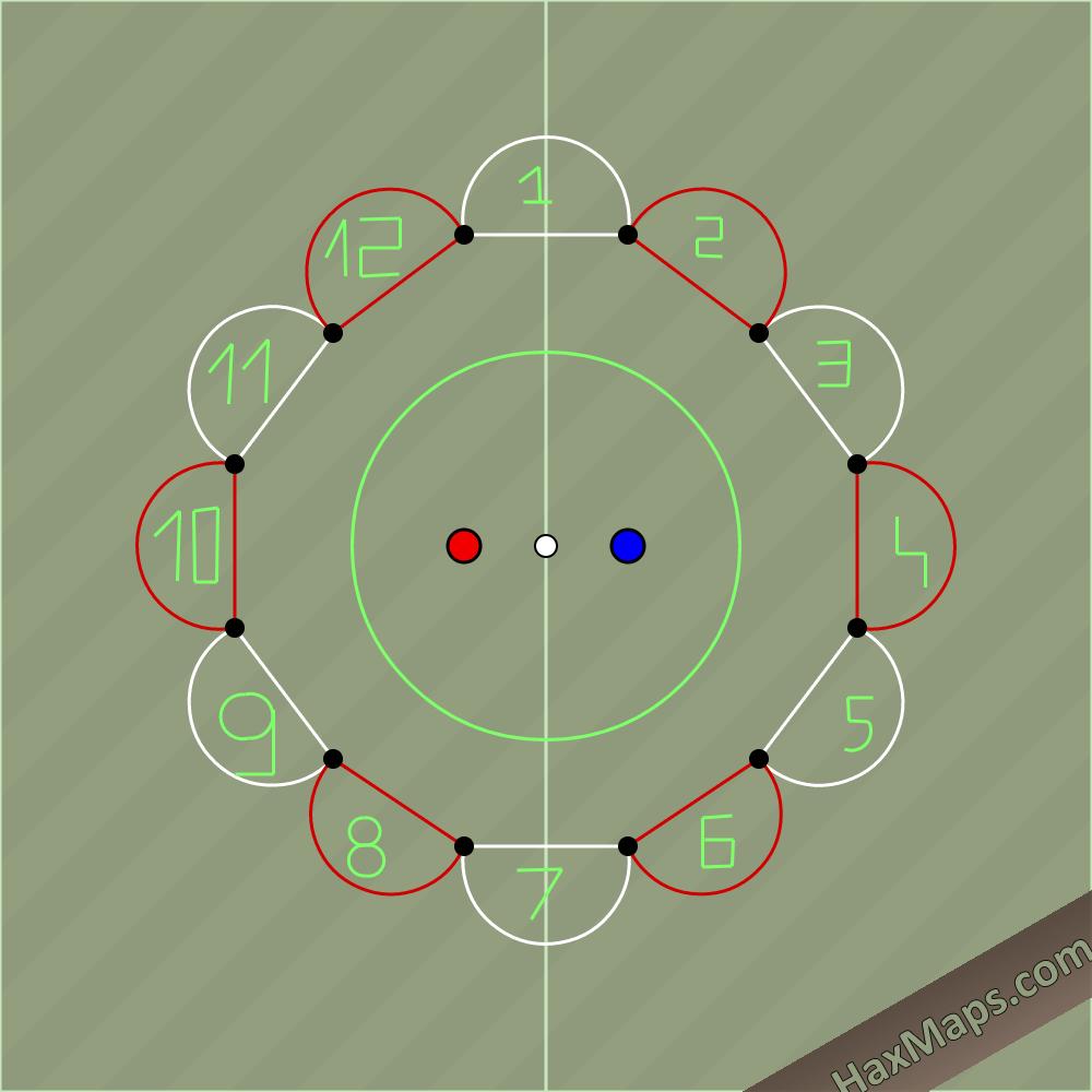 hax ball maps | 12 man Zdzislaw