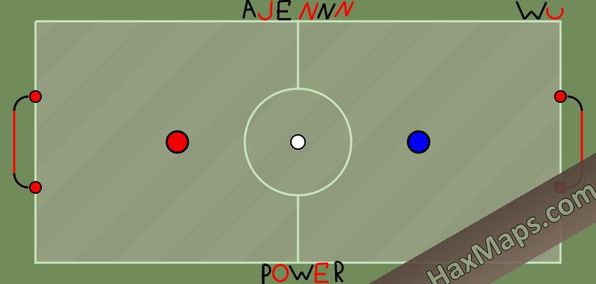 hax ball maps | AjeNNN power v1