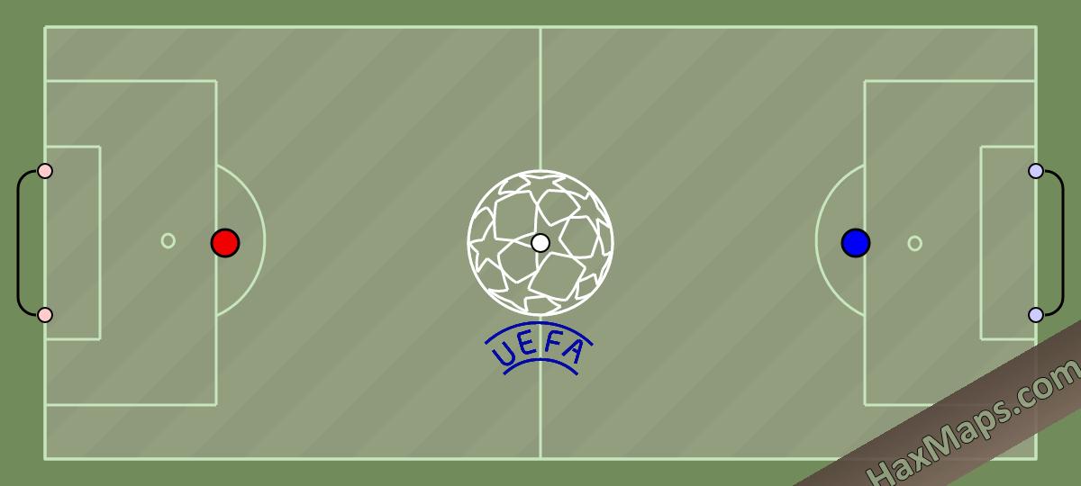 haxball maps | Big Champions League by Morgân