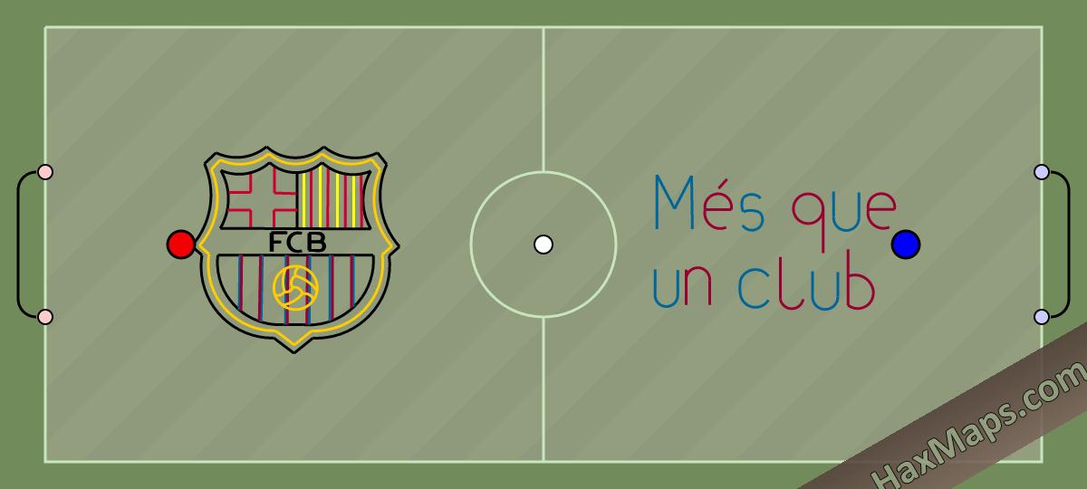hax ball maps | FC Barcelona