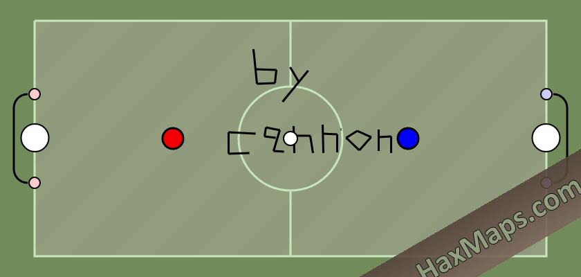 hax ball maps   Classic Big Goalkeeper