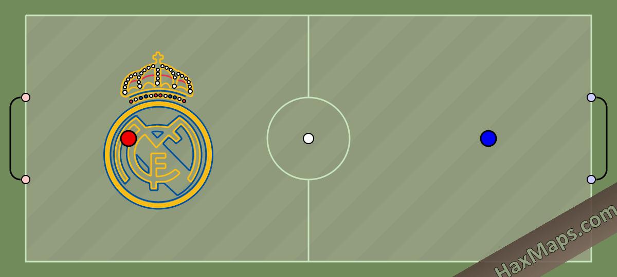 hax ball maps   Real Madrid CF by Emenike
