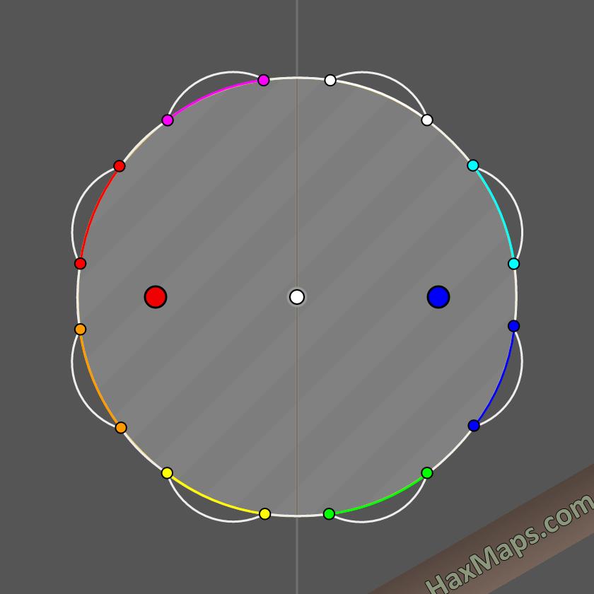 hax ball maps   8-Man/8Man SpaceBounce Circular (by Osprey)