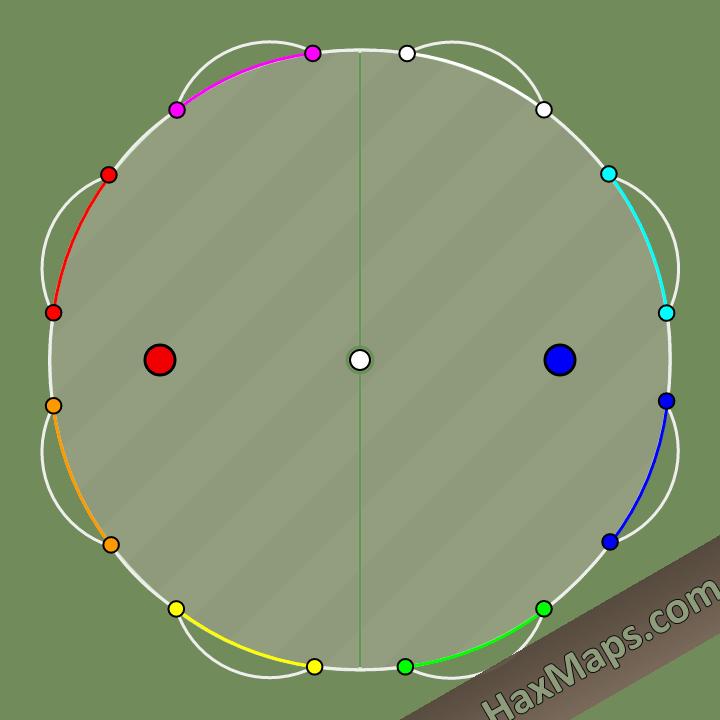hax ball maps   8-Man/8Man Circular (by Osprey)