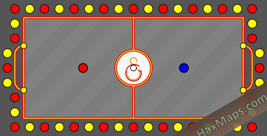 hax ball maps | TT Arena by Galactic Boy