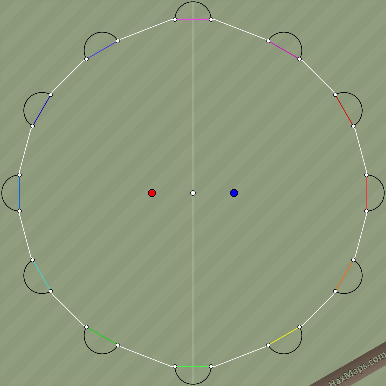 hax ball maps | v12 Power Japon by Jeysin