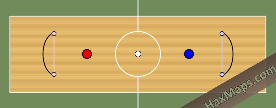 haxball maps   Floor 2vs2