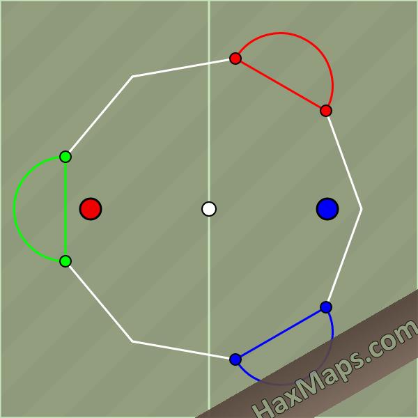 hax ball maps   3Man from HaxMaps